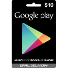 $10 USA Google Play (Email Delivery)